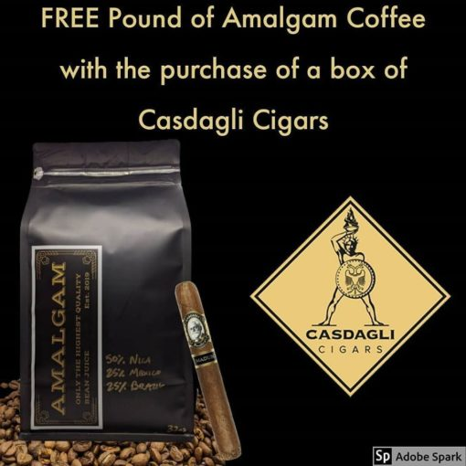 AMALGAM Coffee - 1 Pound (Whole Bean)