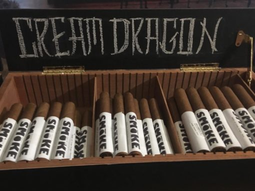 SMoKE Cream Dragon - Corona