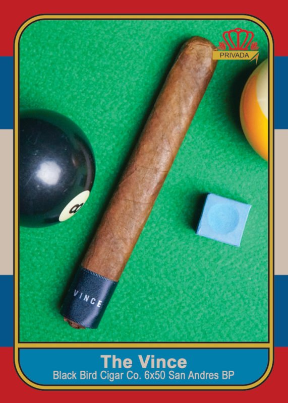 """""""Vince"""" by Blackbyrd Cigars - LCA Exclusive"""